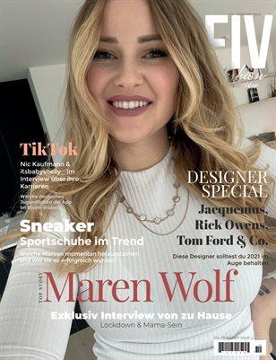 FIV Magazine #8 (German)