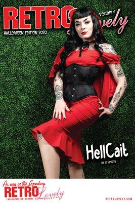 HellCait Cover Poster