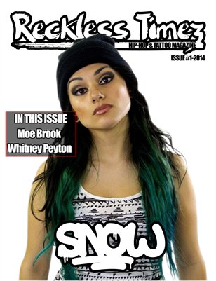 Reckless Timez Magazine Issue 1