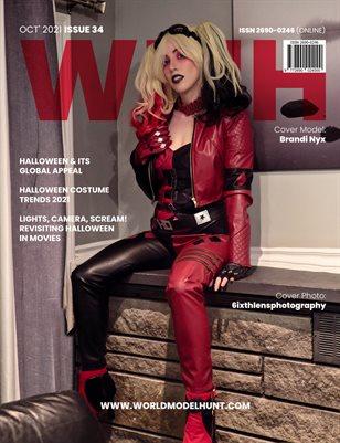 World Model Hunt Magazine - October- 2021