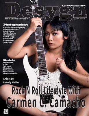 Desygn Magazine Issue 5