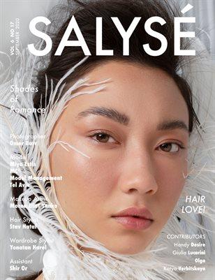 SALYSÉ Magazine | Vol 6 No 17 | SEPTEMBER 2020 |
