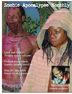 Zombie Apocalypse Monthly #3
