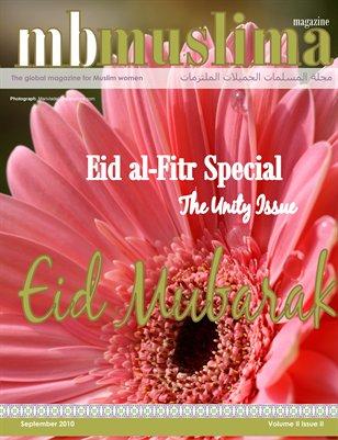 The Eid Issue - September 2010