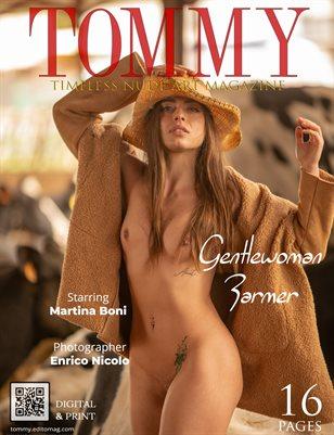 Martina Boni - Gentlewoman Farmer - Enrico Nicolo