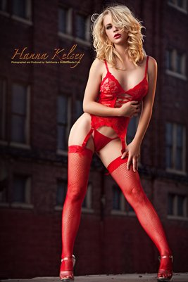 Hanna Kelsey 12x18 Poster
