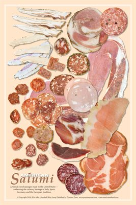 American Salumi Slices poster