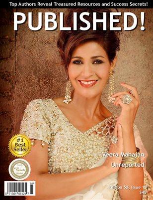 PUBLISHED! Excerpt featuring Veera Mahajan