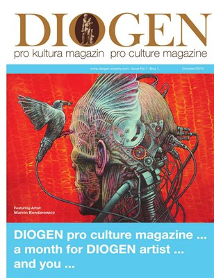 DIOGEN pro art magazine No 1. Oktobar / October 2010