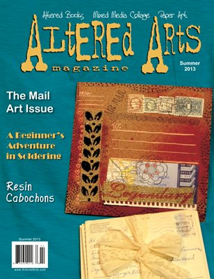 Altered Arts magazine issue 10:2