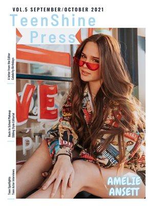 TeenShine Press Vol 5 Sept/Oct 2021