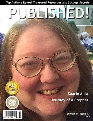 PUBLISHED! Excerpt featuring Kaarin Alisa