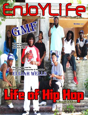 Enjoy Life Magazine Vol. 12 Issue 3 GMF