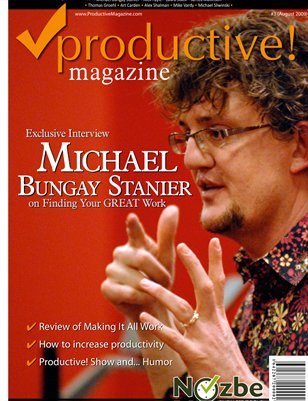 Michael Bungay Stanier and Finding Great Work