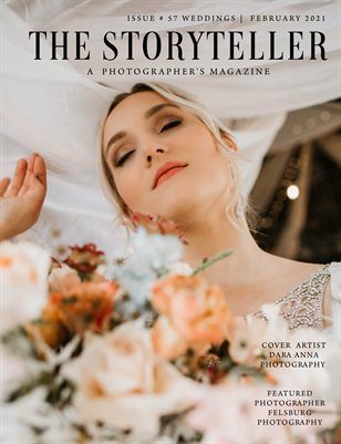 The Storyteller Magazine Issue # 57 Weddings