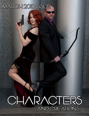 Characters and Creations March Issue