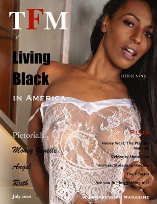 Top Floor Magazine July 2020