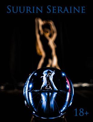 Suurin Seraine - Glass/Light Ball Projection | Bad Girls Club