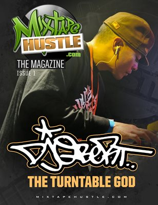 MIxtapeHustle Issue 1