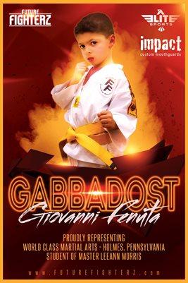 Giovanni Fenuta Gabbadost Poster