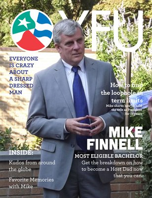 Mike Finnell Magazine