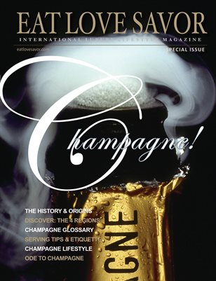 EAT LOVE SAVOR Champagne! Edition 1