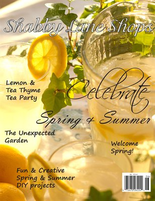Shabby Lane Shops Celebrate Spring Summer 2011