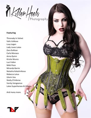 Killer Heels Magazine