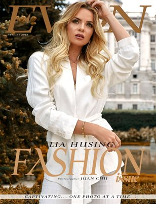 EVON MAGAZINE ISSUE 04 (FASHION Issue)
