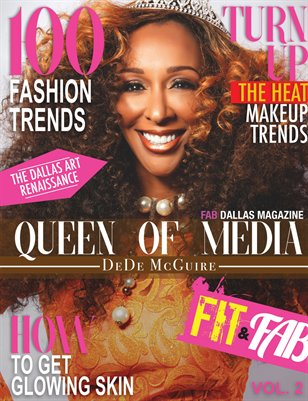 FAB Dallas Magazine Vol 2
