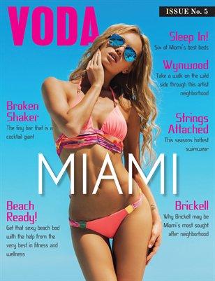 VODA Magazine - Miami