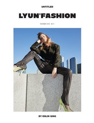 LYUN ISSUE No.11 (VOL No.9) C2