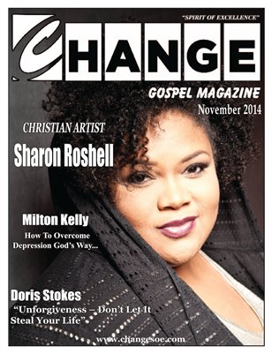 Change Gospel Magazine November 2014 Issue