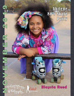 November 2019 Abilene 80's Skate Party Magazine