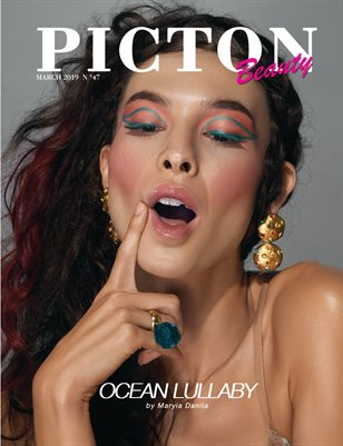 Picton Magazine MARCH 2019 BEAUTY N47 Cover 2