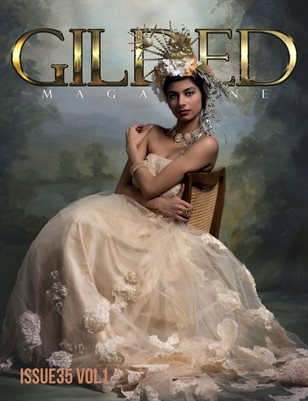 Gilded Magazine Issue 35 Vol1