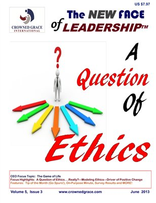 A Question of Ethics (June 2013)
