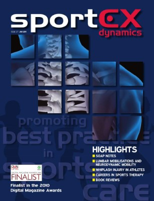 sportEX dynamics: Jan 2011 (issue 27)