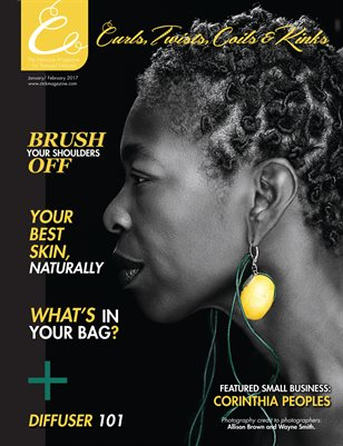 Curls, Twists, Coils & Kinks Magazine January/February 2017