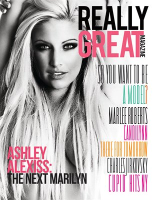 Really Great Magazine Spring 2012 issue
