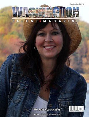 Washington DC Talent Magazine September 2015 Edition