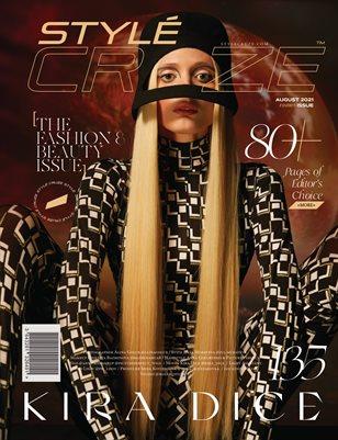 AUGUST 2021 Issue (Vol: 135) | STYLÉCRUZE Magazine