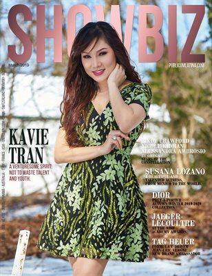 SHOWBIZ Magazine - March/2019 - #13