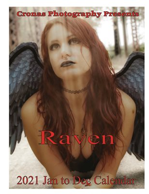 Raven 2021 Calendar