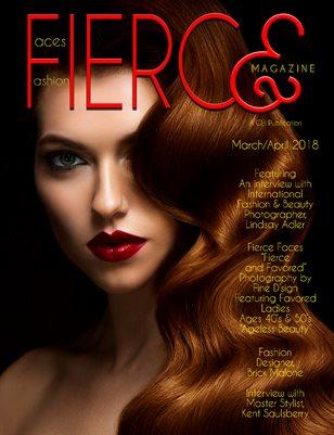 Fierce Faces Fashion Magazine (Mar/Apr 2018)