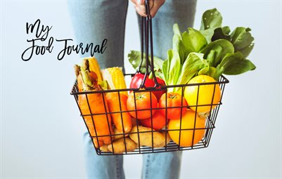 food journal- ON SALE