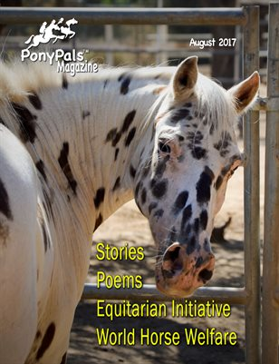 August 2017 Pony Pals Magazine - Volume 7 #3