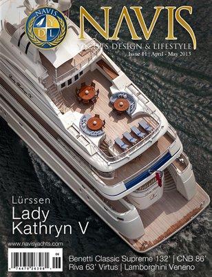Navis Luxury Yacht Magazine #11