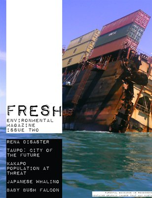 Fresh Environmental Magazine Issue Two