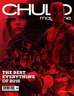 Chulo Magazine – January 2017